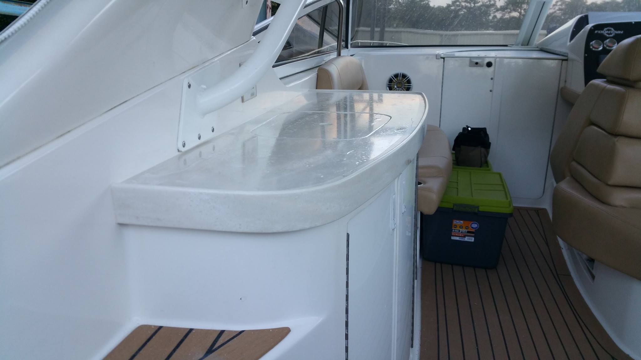 Boat and RV Solid Surfaces - Tarheel Solid Surfaces